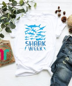 Have a Good WEEK with this SHARK tee shirt