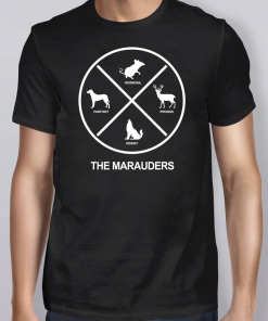 Stranger Things The Marauders T Shirt
