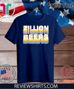 Zillion Beers Retro Limited Edition T-Shirt