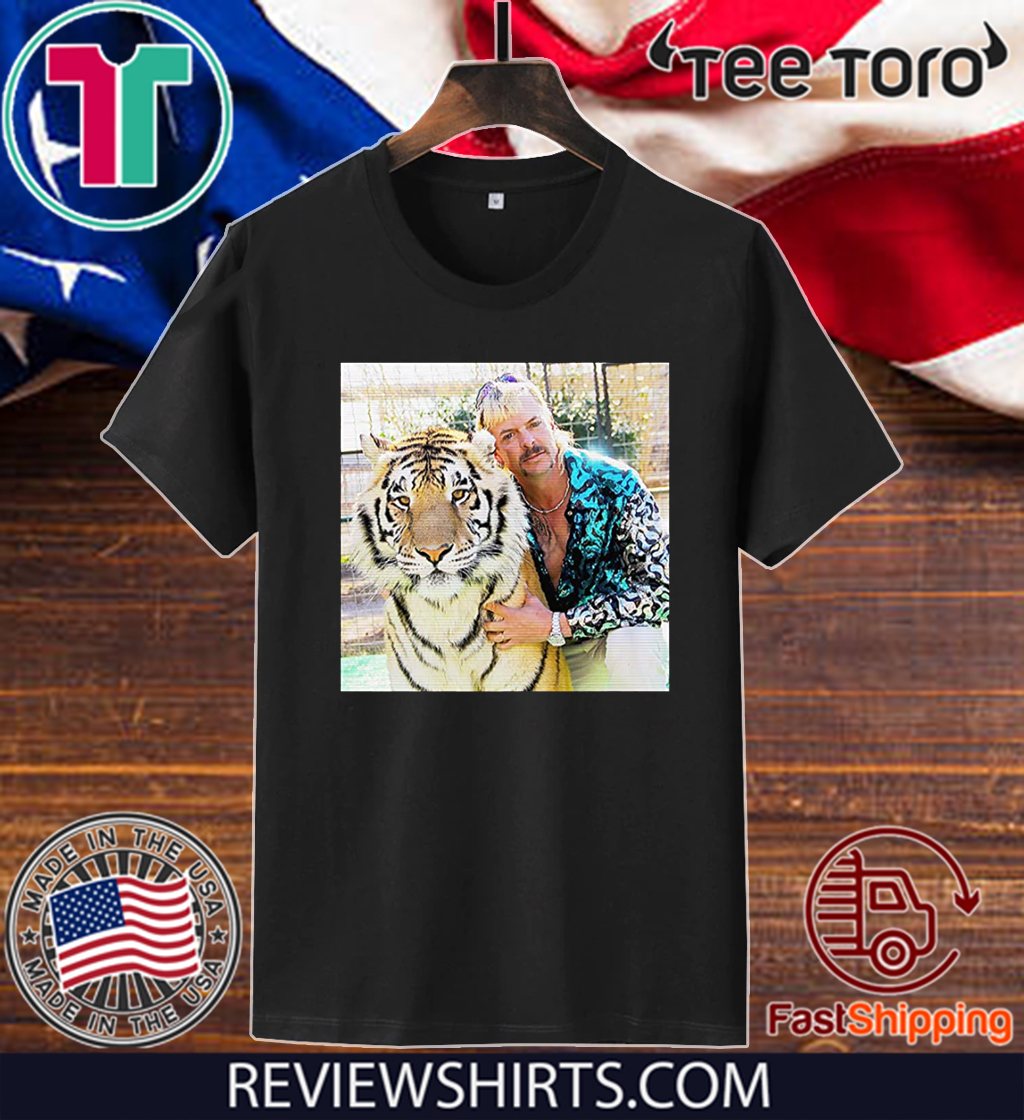 Joe Exotic For T-Shirt Tiger King