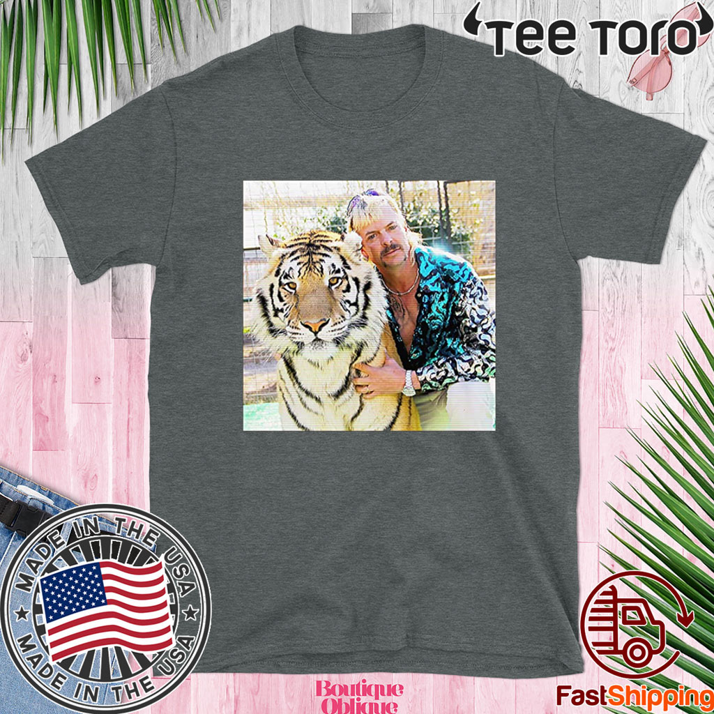 Tiger King T-Shirt Joe Exotic