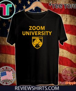 Zoom University Your Future Is Loading 2020 Shirt
